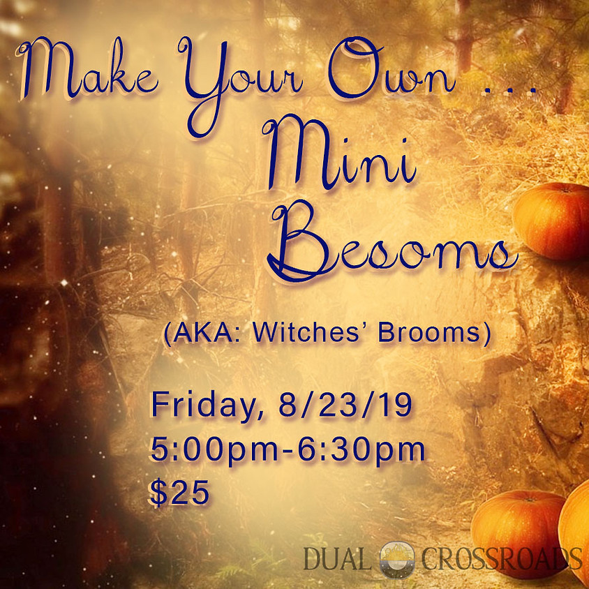 Make Your Own ... Mini Besoms