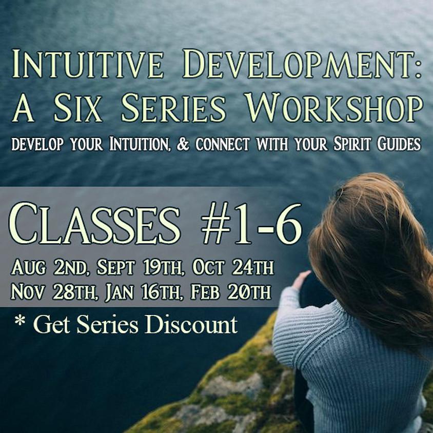 Intuitive Development: 1-6 A Six Series Workshop