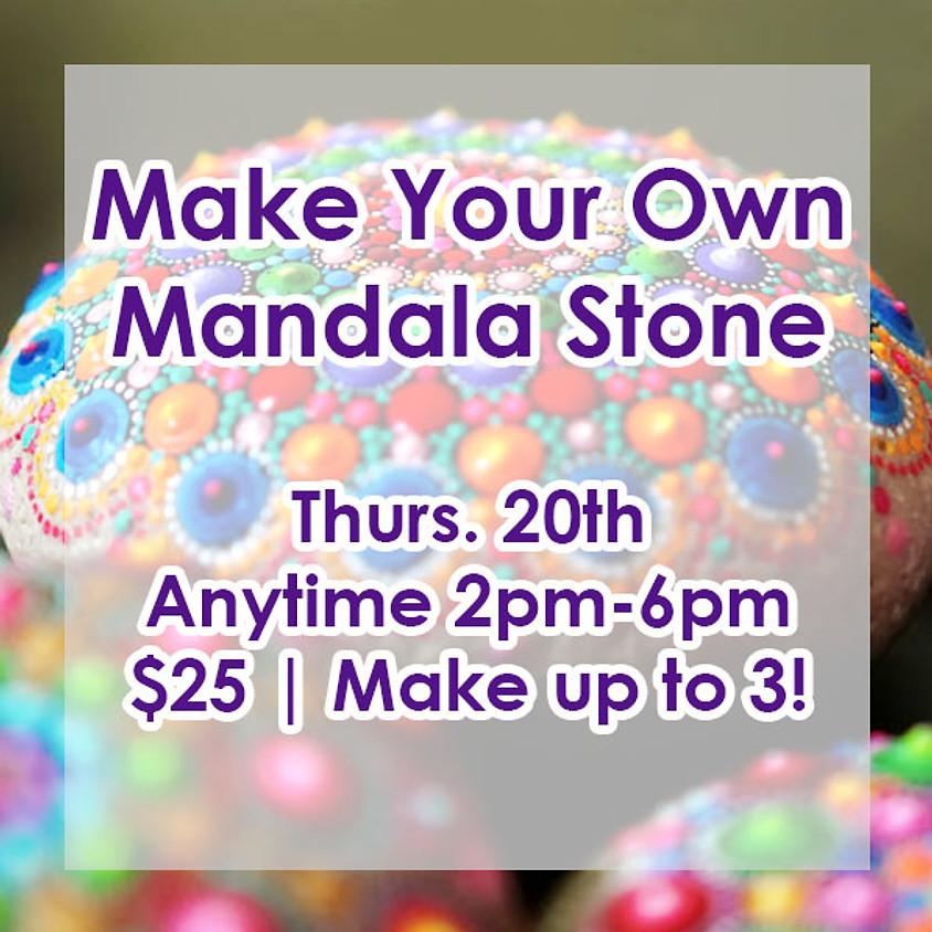 Make Your Own ... Mandala Stone