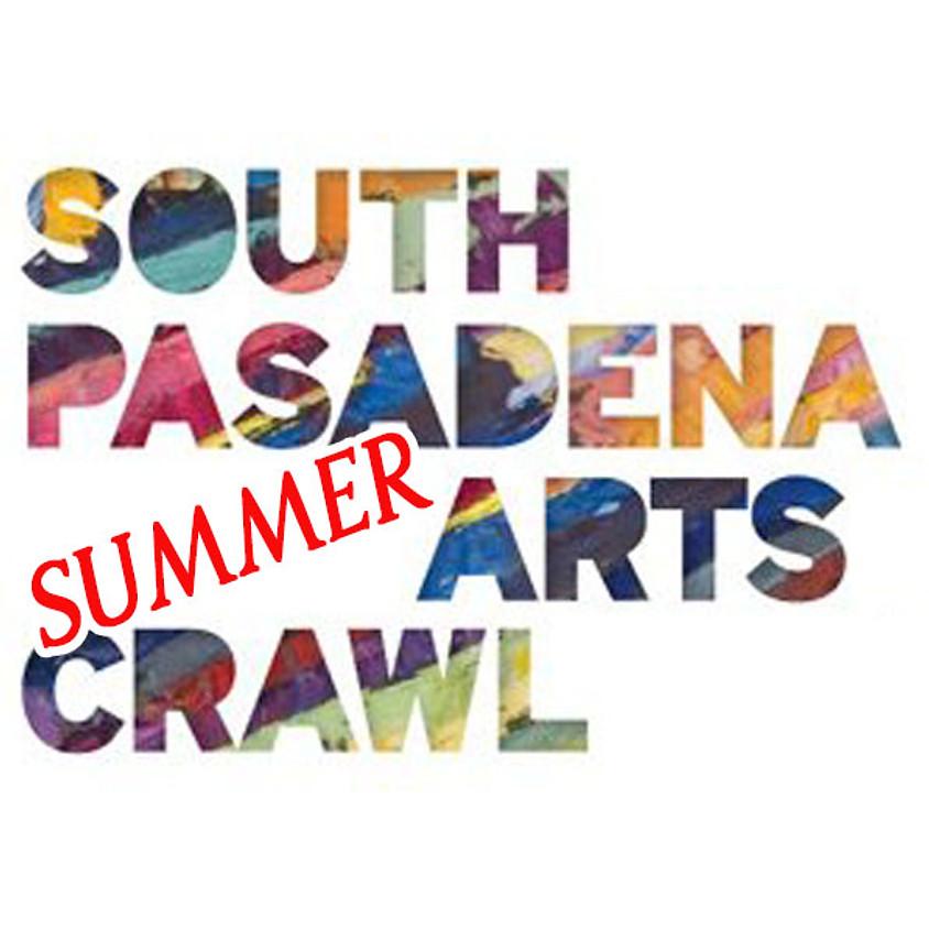 Summer Arts Crawl