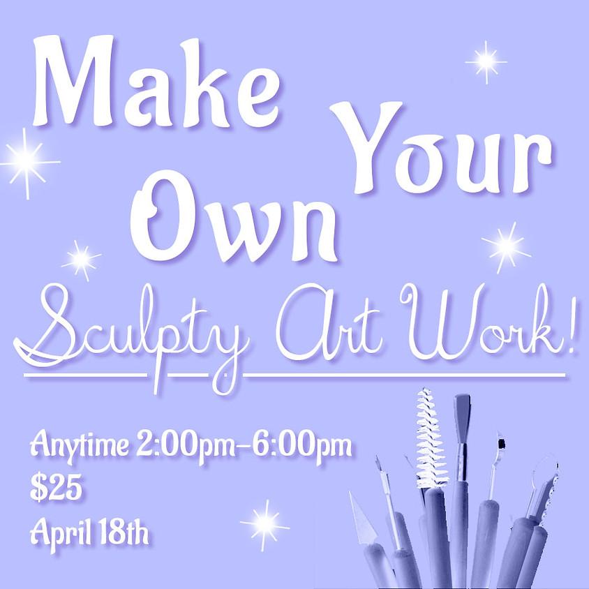Make Your Own ... Sculpty Art Work