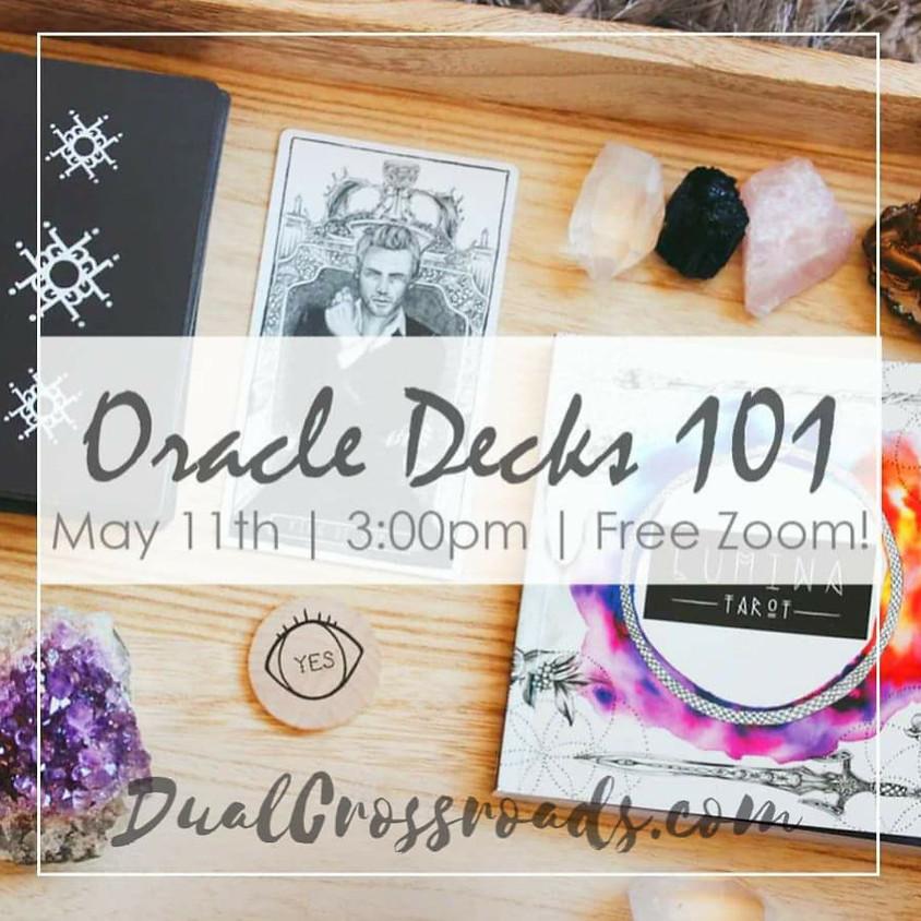 Oracle Decks 101