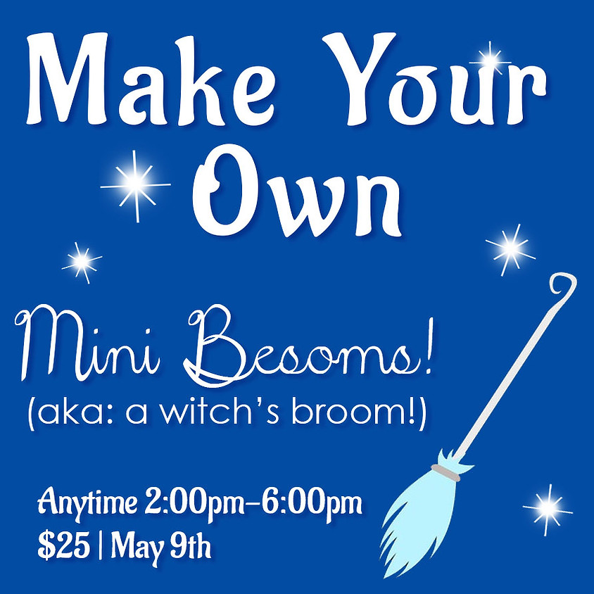 Make Your Own ... Mini Besoms!