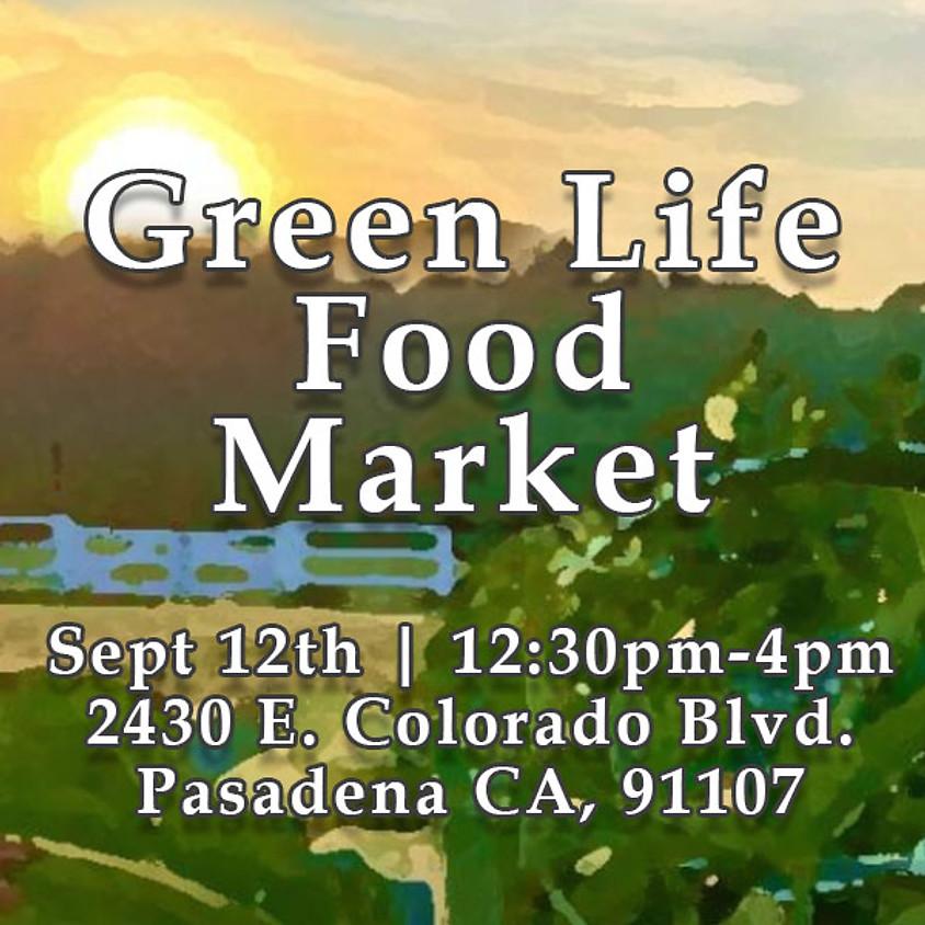 Green Life Food Market Fest