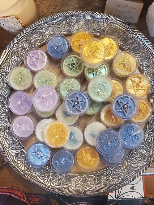 Beeswax Ritual Candles