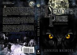 Book Cover - Demon's Prize Cover