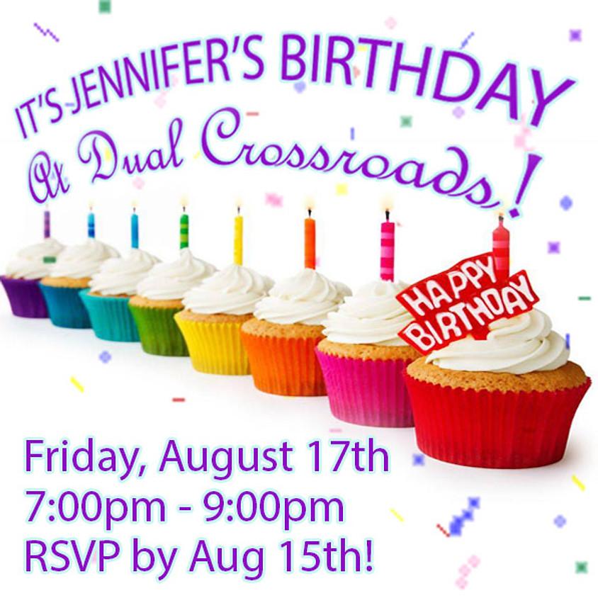 Jennifer's Birthday Pary! (ages 21+)