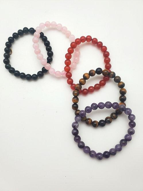 Crystal Bracelets - Round