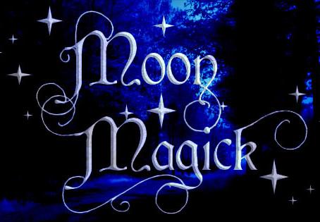Magickal Spotlight #1 - Moon Magick
