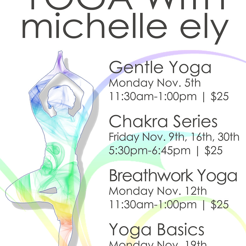 Gentle Yoga with Michelle Ely