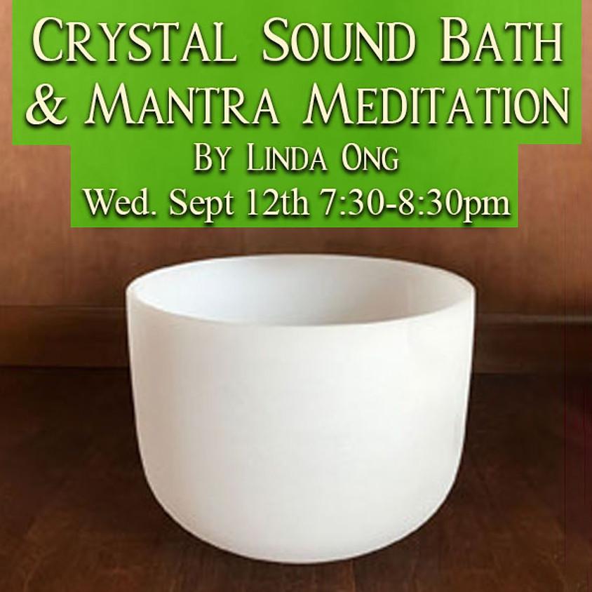 Wellness Wednesday: Mantra Meditation & Alchemy Crystal Sound Bath (1)