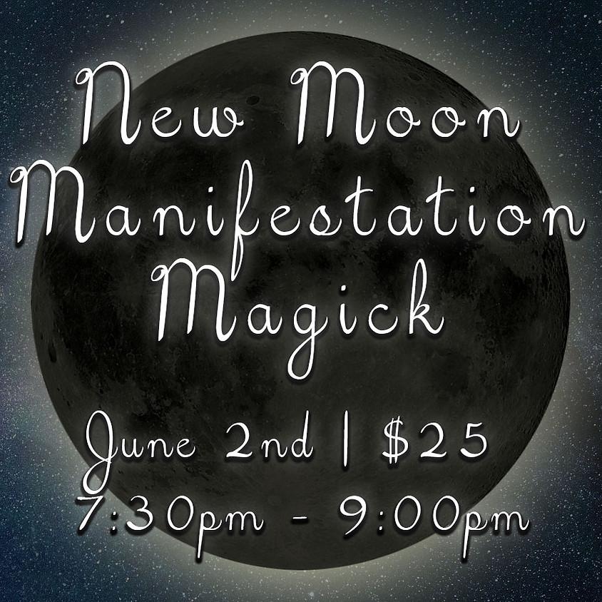 New Moon Manifestation Magick