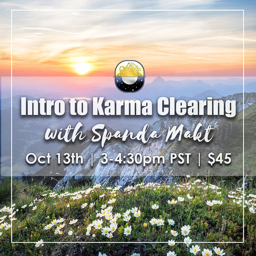 Intro to Karma Clearing