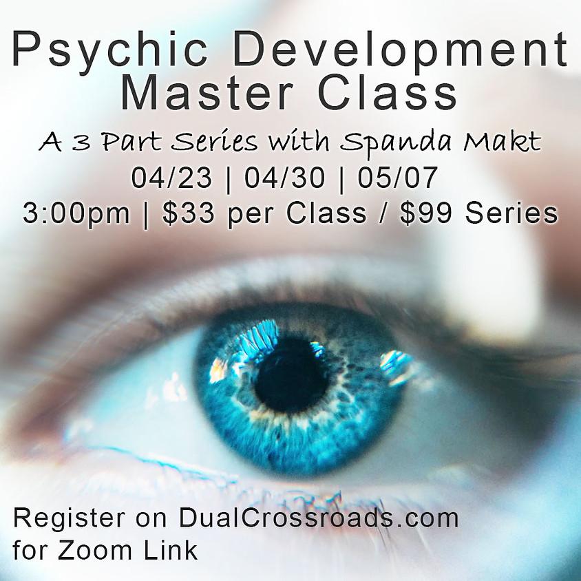 Psychic Development Master Class III