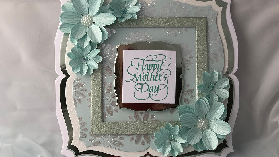 Mother's Day Handmade Greeting Card