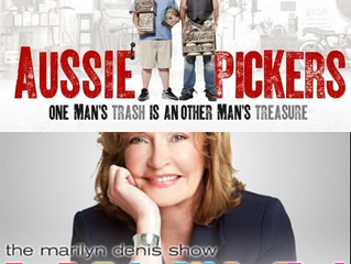 Placement Alert: Aussie Pickers & The Marilyn Denis Show