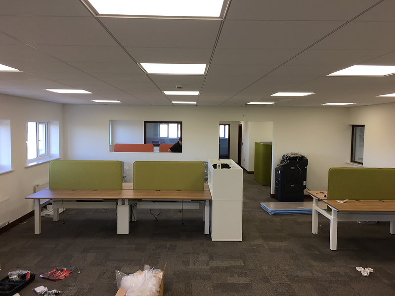 Moved into our new offices