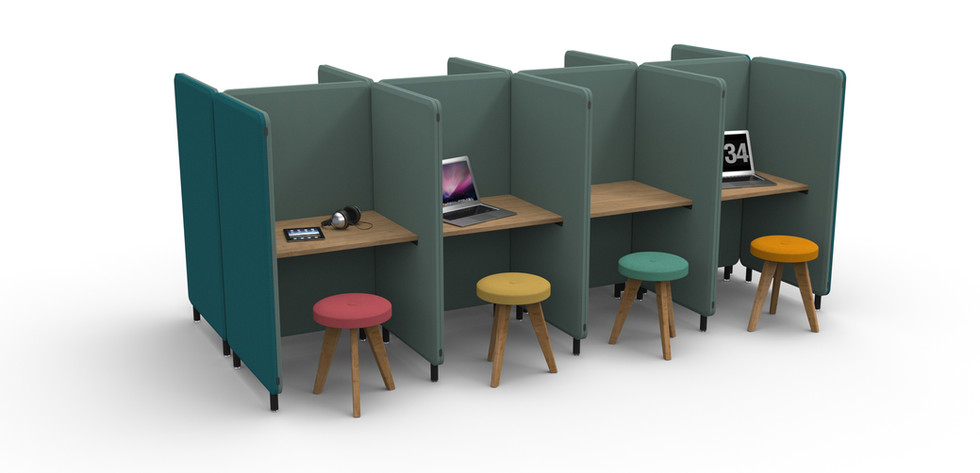 New - Study Carrel, Double Sided, 2-1.jp