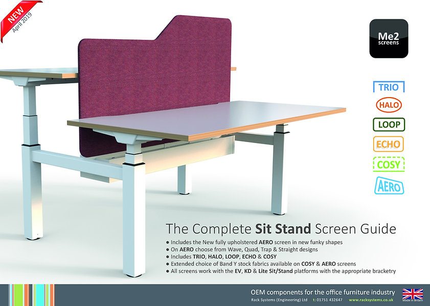 New Sit Stand Screen Guide