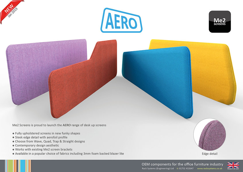 Aero Screens Launched