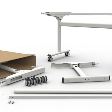 Flip Top Table Frames