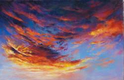 Cindy Kopenhafer - Spring Sunset