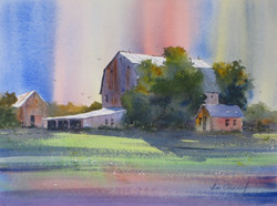 Jim Oberst - Rainbow Barn