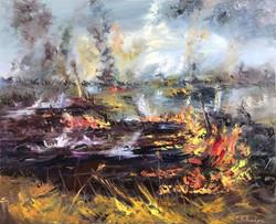 Garry Nalbandyan - Fire