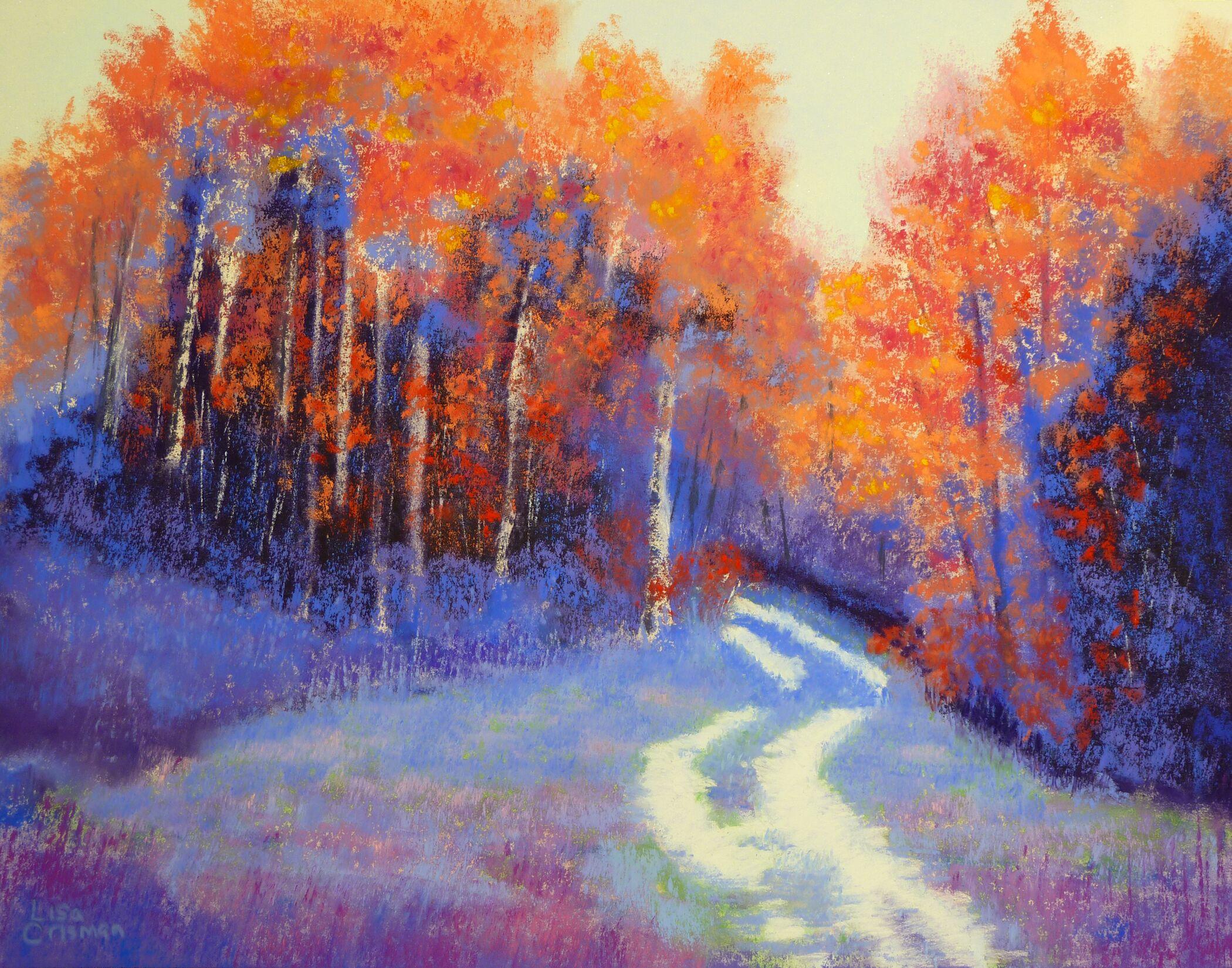 Lisa Crisman - Where the Path Leads