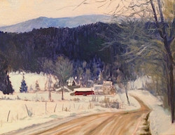 Richard Rosenblatt - Vermont Sanded Road