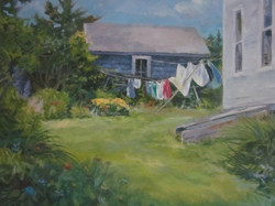 Dee Burdick - Clothes On The Line