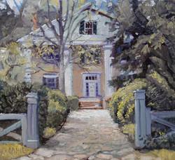 Ed Cahill - Mimosa Hall