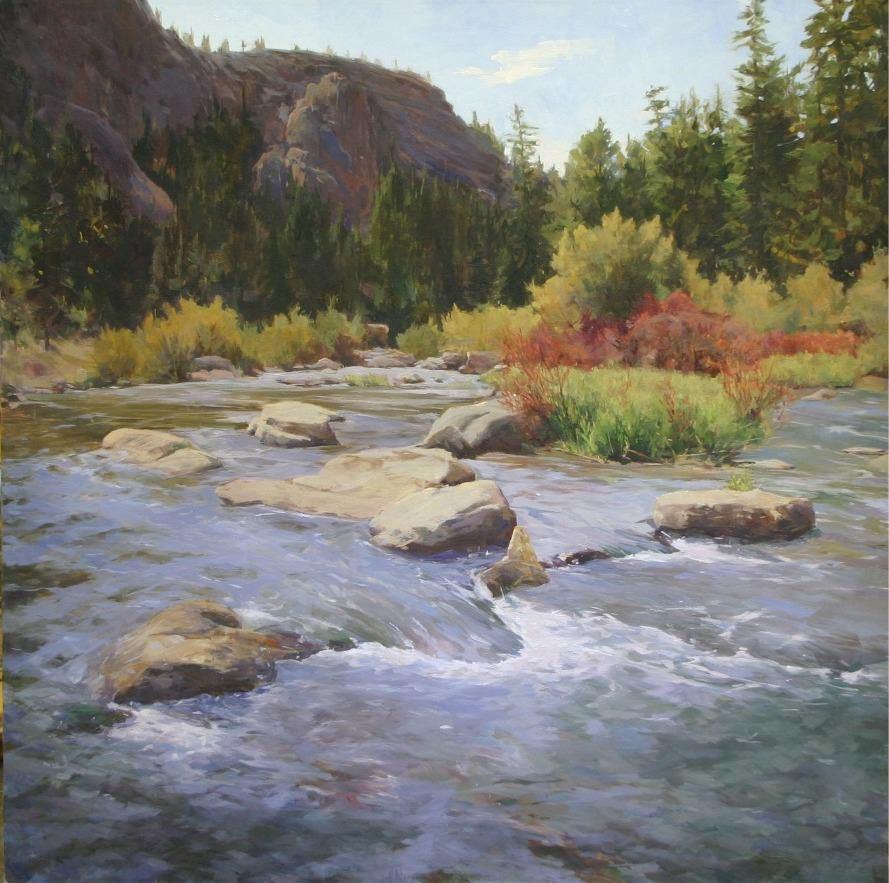 Fran Ellisor - Eleven Mile Canyon, Colorado