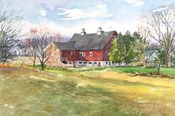 Jane Ramsey - Slotter Farm, Bedminster Township, Bucks County, PA