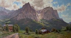 Mitch Baird - Tyrol Light