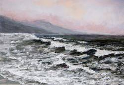 Jacquelyn Blue - Storm-tossed Seas