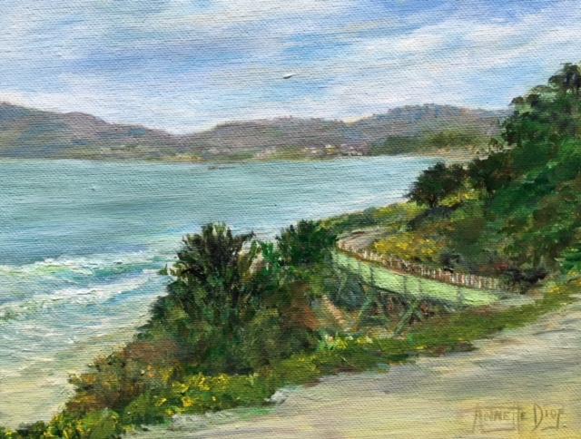 Annette D McGowan - La Selva Beach Trestle