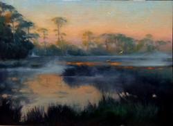 Olena Babak - The Morning Mist