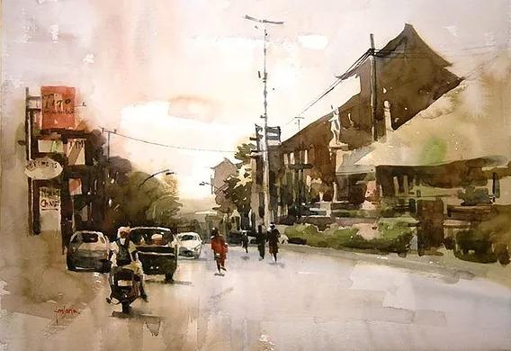 Francesco Fontana - Streets of Bali