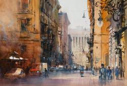 Michał Jasiewicz - Via Del Corso