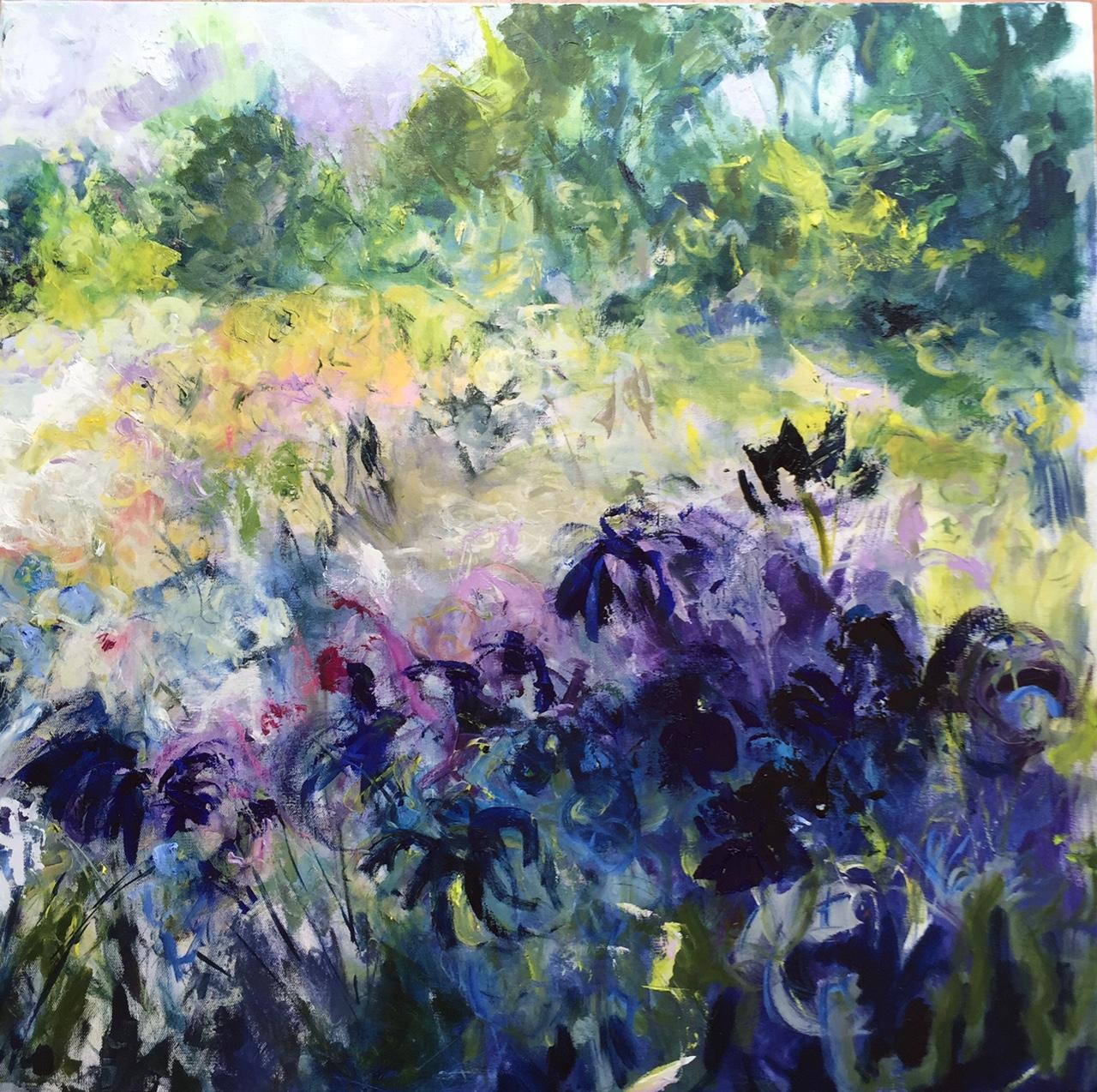 Julliette Tehrani - Purple Fields