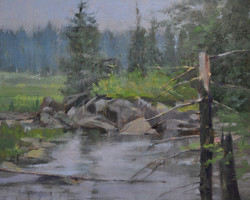 Karen Blackwood - Along The Brook