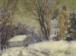 Ramona Dooley - Waterloo Village Winter