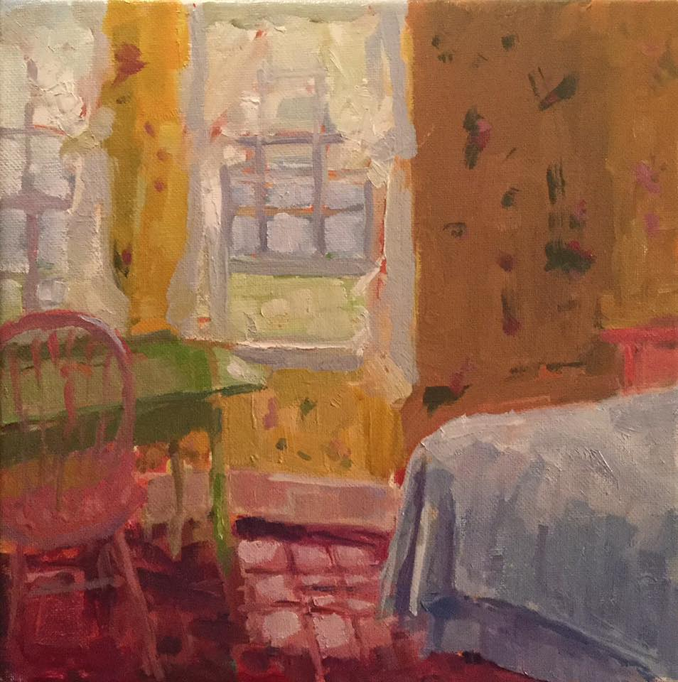 Barb Walker - A Room by the Sea