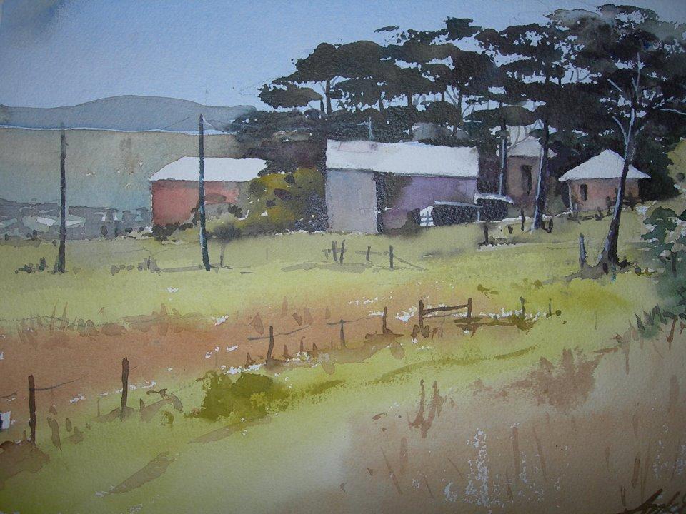 Anki Wickison - Farm - Adelaide Hills, South Australia