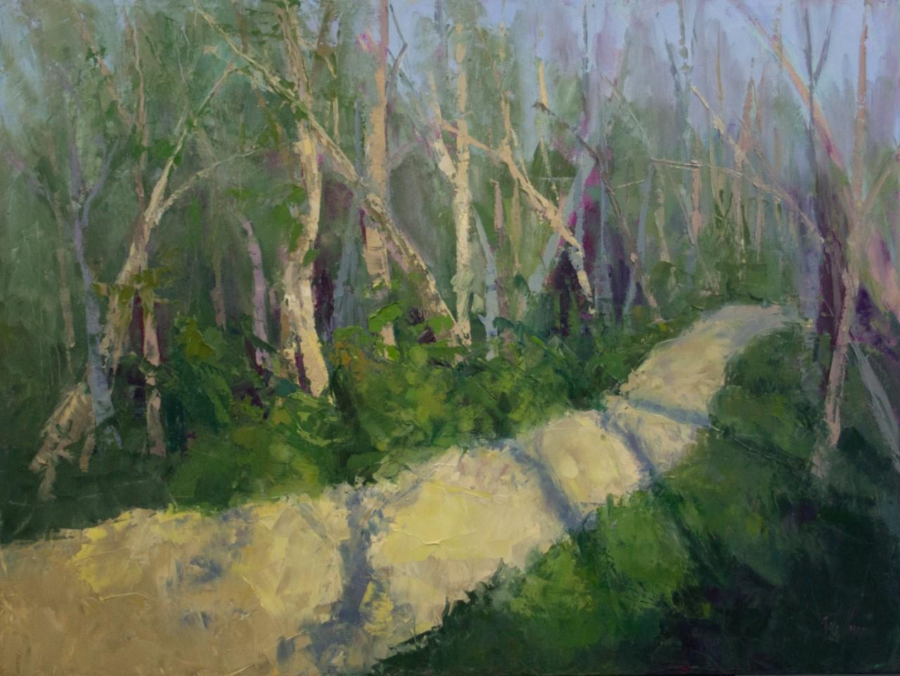 Robin Wellner - Purple Path