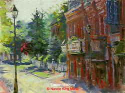 Nancie King Mertz - Easton Morning