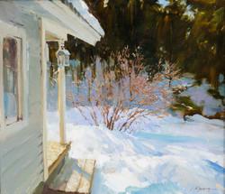 Alexander Zimin - Winter Day
