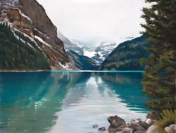 Christopher Reid - Lake Louise