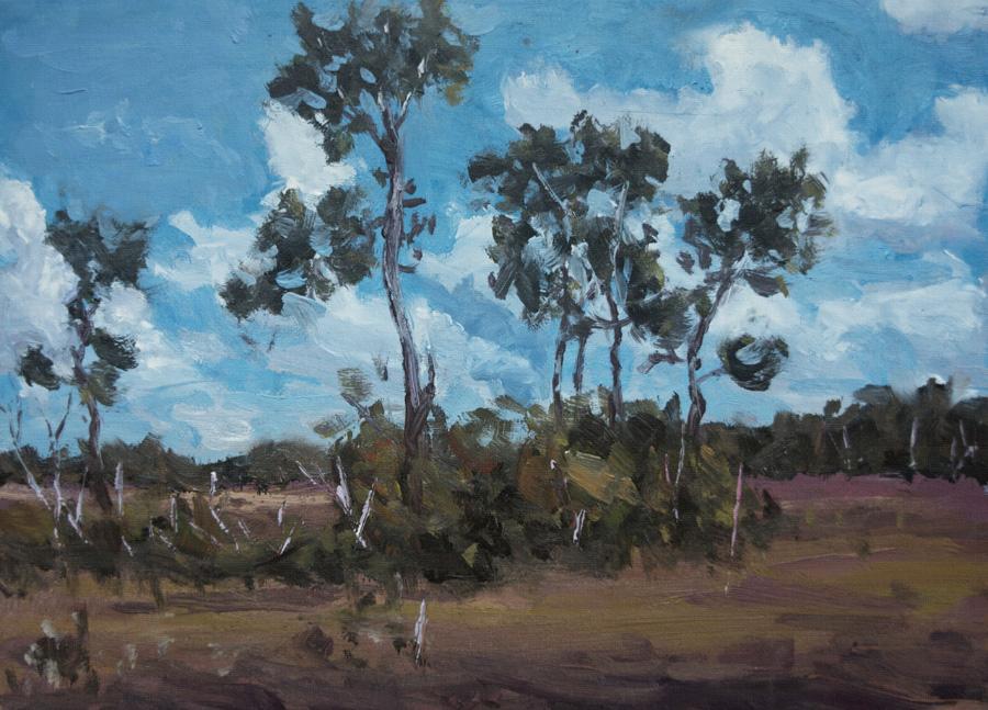 Igor Staritsin - Countryside Study